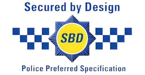 Secured by Design - Police Approved Specification